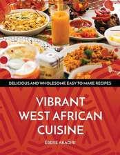 Vibrant West African Cuisine