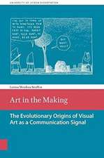 Art in the Making:  The Evolutionary Origins of Visual Art as a Communication Signal