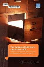 The European Repository Landscape 2008