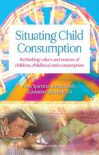 Situating Child Consumption