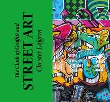 CLASH OF GRAFFITI STREET ART 2VOLS