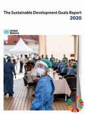Sustainable Development Goals Report 2020