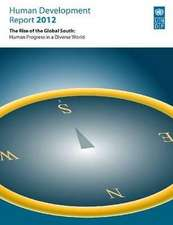 Human Development Report:  Human Progress in a Diverse World