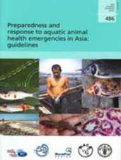 Preparedness and Response to Aquatic Animal Health Emergenc
