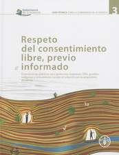 Respeto del Consentimiento Libre, Previo E Informado:  Orientaciones Practicas Para Gobiernos, Empresas, ONG, Pueblos Indigenas y Comunidades Locales E
