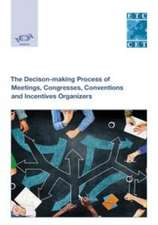 Decision-Making Process of Meetings, Congresses, Conventions and Incentives Organizers