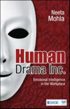 Human Drama Inc.: Emotional Intelligence in the Workplace