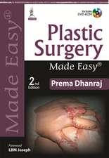 Plastic Surgery Made Easy: cu DVD
