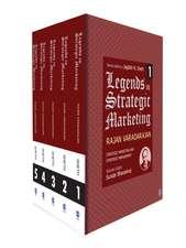Legends in Strategic Marketing: Rajan Varadarajan