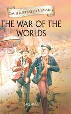 Om Illustrated Classics the War of the Worlds
