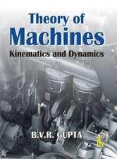 Gupta, B:  Theory of Machines