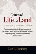 Games of Life and Land