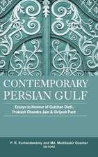 Contemporary Persian Gulf