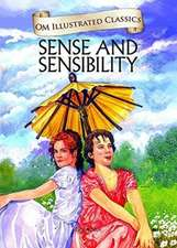 Om Illustrated Classics Sense and Sensibility