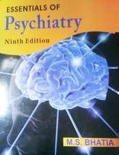 ESENTIALS OF PSYCHIATRY 9TH ED