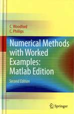 Numerical Methods with Worked Examples: Matlab Edition