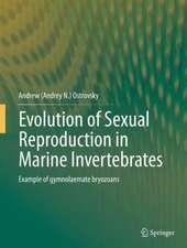 Evolution of Sexual Reproduction in Marine Invertebrates: Example of gymnolaemate bryozoans