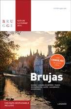 Brujas Guia de La Cuidad 2016 - Bruges City Guide 2016