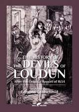 The History of the Devils of Loudun