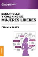 Desarrollo y Coaching de Mujeres Lideres