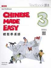 Chinese Made Easy 3 - textbook. Traditional character version