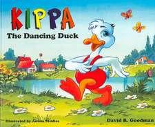 Kippa, the Dancing Duck