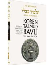 Koren Talmud Bavli:  The Noe Edition