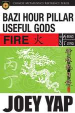 BaZi Hour Pillar Useful Gods - Fire