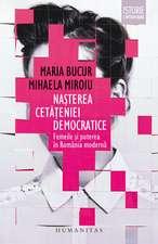 Nașterea cetățeniei democratice