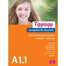 Tipptopp A1.1: Lernpaket fur Deutsch