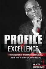Profile of Excellence