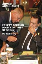 Egypt's Foreign Policy in Times of Crisis: My Testimony