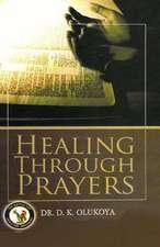 Healing Through Prayer