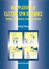 Applied Electron Spin Resonance