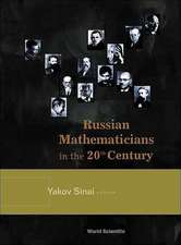 Russian Mathematicians in the 20th Century