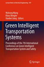 Green Intelligent Transportation Systems