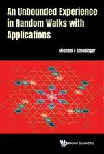 Unbounded Experience In Random Walks With Applications, An