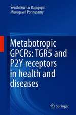 Metabotropic GPCRs: TGR5 and P2Y Receptors in Health and Diseases