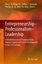 Entrepreneurship–Professionalism–Leadership