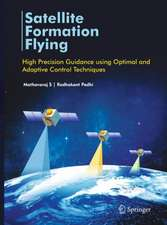 Satellite Formation Flying: High Precision Guidance using Optimal and Adaptive Control Techniques