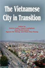 The Vietnamese City in Transition