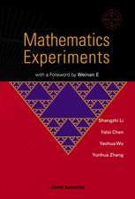 Mathematics Experiments