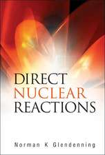 Direct Nuclear Reactions