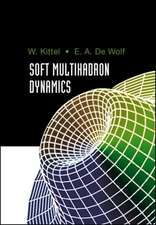 Soft Multihadron Dynamics