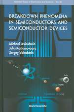 Breakdown Phenomena in Semiconductors and Semiconductor Devices:  Einstein and Beyond