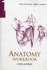 Anatomy Workbook (in 3 Volumes)