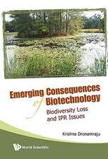 Emerging Consequences of Biotechnology