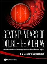Seventy Years of Double Beta Decay:  From Nuclear Physics to Beyond-Standard-Model Particle Physics