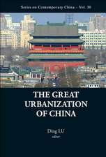 GREAT URBANIZATION OF CHINA, THE