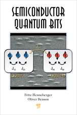 Semiconductor Quantum Bits
